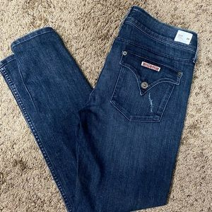 NWT SIZE 29 HUDSON COLLIN SKINNY JEANS